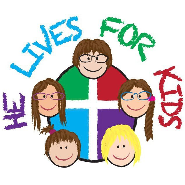 He Lives Logo